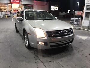 FORD FUSION 2007 AWD AUTOMATIC!!!