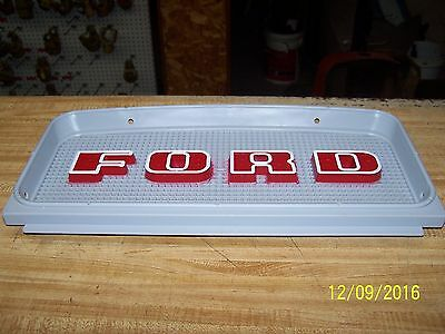 Ford 20003000400050007000 Plastic Top Grille Screen