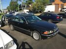 BMW 5 series E39 323i 2000 automatic now wrecking!