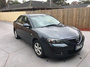 2009 Mazda Mazda3 Sedan Mooroolbark Yarra Ranges Preview