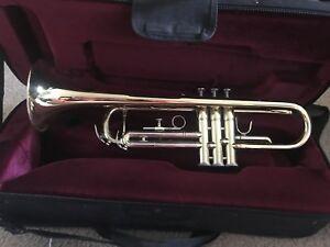 Beginner trumpet + case