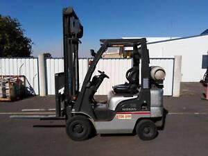 What A Little Ripper!!!! Nissan 1.8 Tonne LPG Forklift. Davenport Bunbury Area Preview