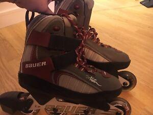 Patins à roues alignées rollerblade Bauer femme 8 - 8,5
