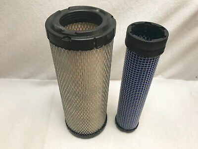 Filter Air Combo For John Deere Element M131802 Primary M131803 Secondary For Jd
