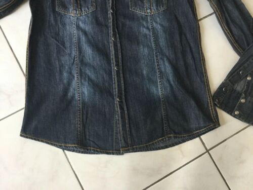 Chemise en jean american people taille m impeccable