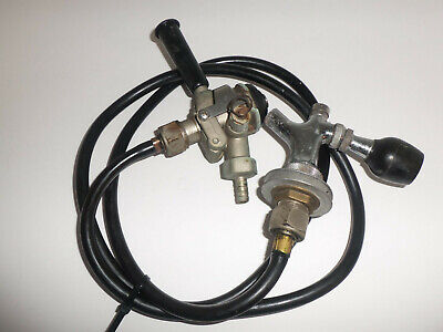 Beer Tap D Coupler And Faucet Tap Handle With Hose For Kegerator Keg Barrel
