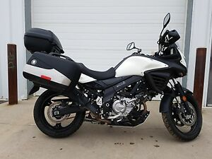 2012 Suzuki V-Strom 650A ABS Expedition