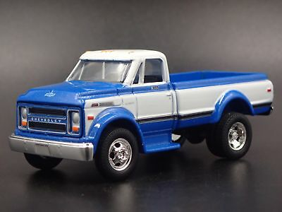 1970 CHEVROLET CHEVY C60 PICKUP TRUCK  RARE 1:64 COLLECTIBLE DIECAST MODEL CAR