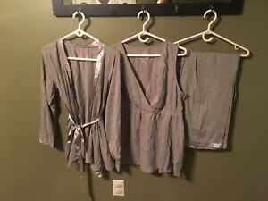 3 piece sleep wear maternity set