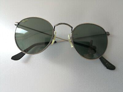 Ray Ban W1575 John Lennon Style, Gläser mit BL Logo Vintage