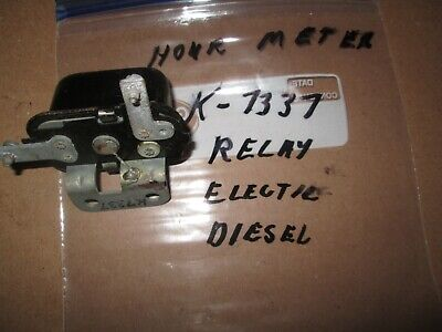 Oliver Tractor 667788770880 Diesel Brand New Hour Meter Electic Relay Nos