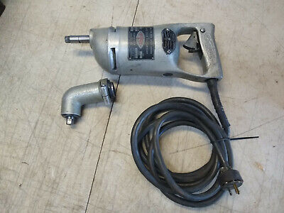 Sioux Model 159 No. 1700 Angular Valve Seat Grinder Driver Motor