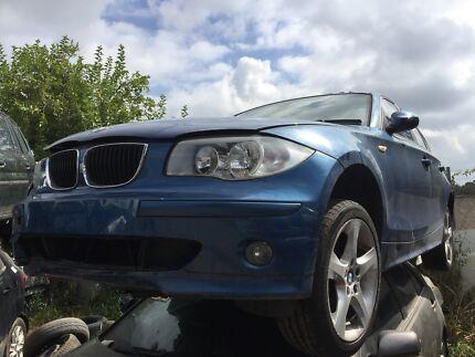 BMW 120i parts Wrecking Toongabbie Parramatta Area Preview