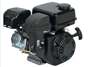 7hp 4 stroke ohv Horizontal engine (new in box)