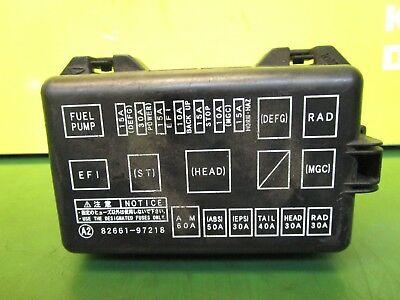 Daihatsu Yrv Fuse Box : buy daihatsu sirion fuses and fuse boxes for sale ~ A.2002-acura-tl-radio.info Haus und Dekorationen