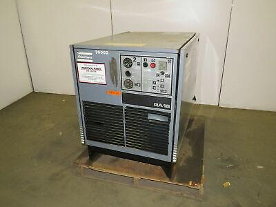 Atlas Copco Ga 18 25 Hp Rotary Screw Air Compressor 94.3 Cfm.
