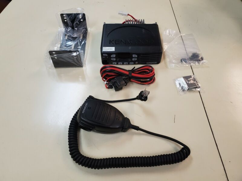 TK-7302HV Kenwood 50 Watt 16ch Vhf Mobile Radio