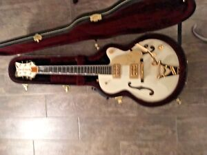 2016 Gretsch White Falcon Jr