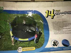 TRAMPOLINE FOR SALE! (Great condition)