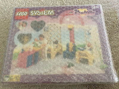 LEGO Belville 5874 Nursery - Hospital Series Sealed NEW - very RARE !