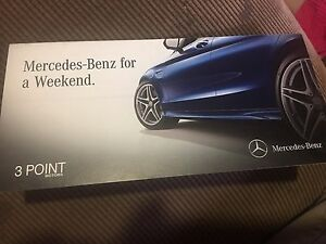 Mercedes -Benz for a Weekend Keilor Park Brimbank Area Preview