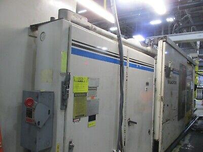 Cincinnati Milacron Injection Molding Machine 1500 Ton-232 Oz Shot Under Power