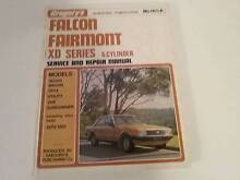WORKSHOP MANUAL FALCON XD SERIES******1981 GREGORY'S Howrah Clarence Area Preview