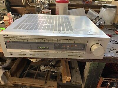 Vintage YAMAHA R-70  Natural Sound Stereo Receiver - Untested - Turns On Fine