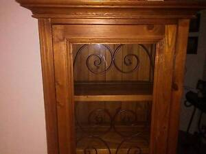 Baltic timber cabinet Aberglasslyn Maitland Area Preview