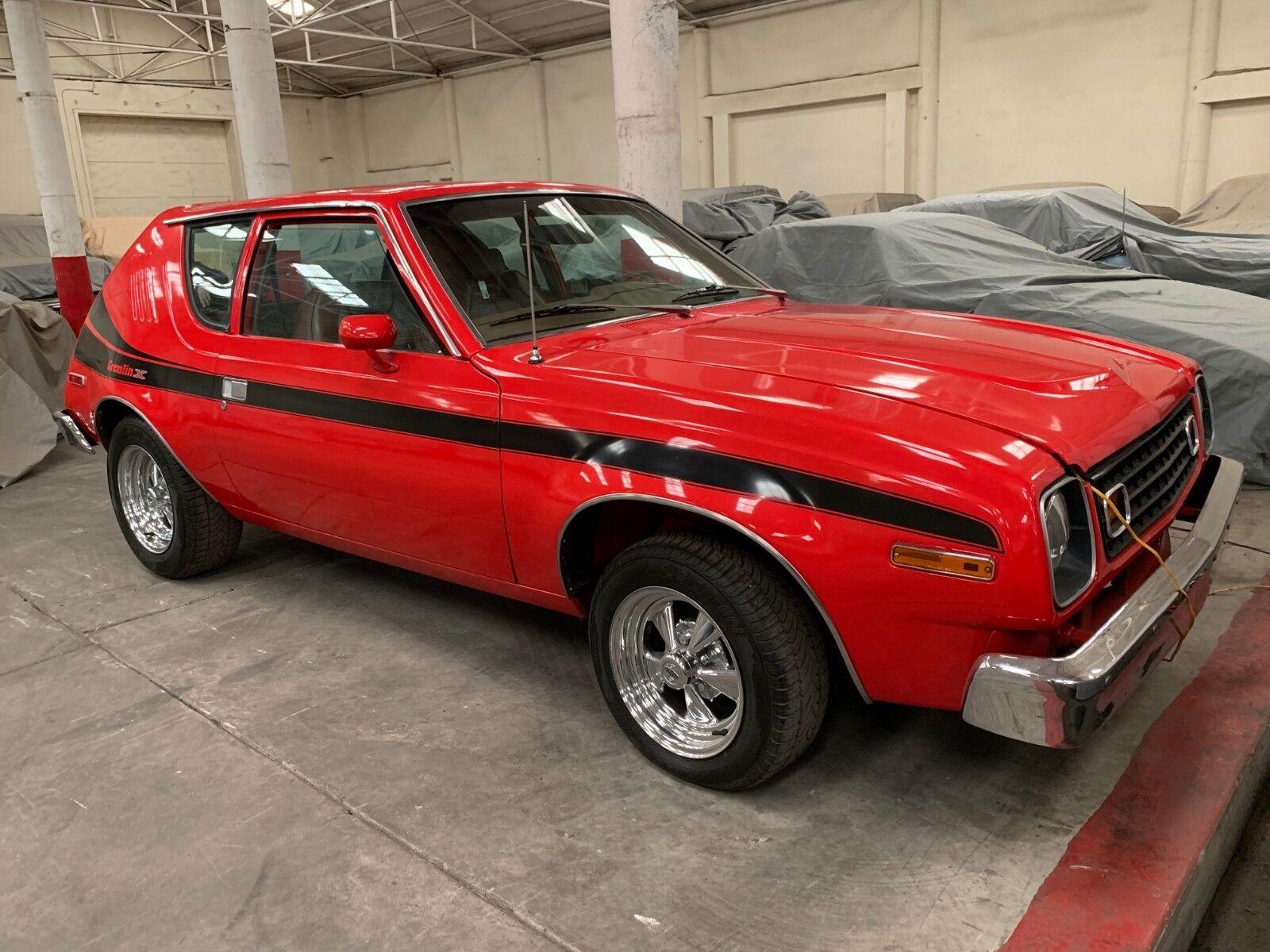 1977 AMC Gremlin X 1977 AMC Gremlin X