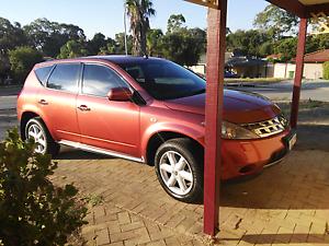 2008 Nissan Murano Leda Kwinana Area Preview