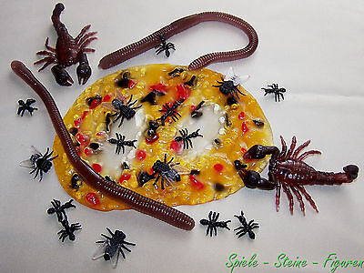 Fun Items  Vomit  Animals Scorpion Rain Worms Flies Ants Puke