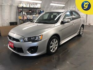 2017 Mitsubishi Lancer CVT * Touch screen * Heated front seats *