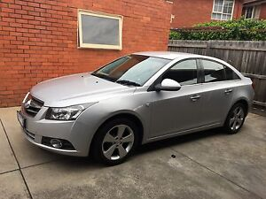 2009 Holden Cruze Sedan Glen Huntly Glen Eira Area Preview