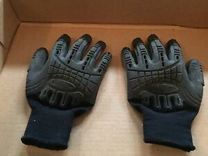 Carhartt impact c grip gloves