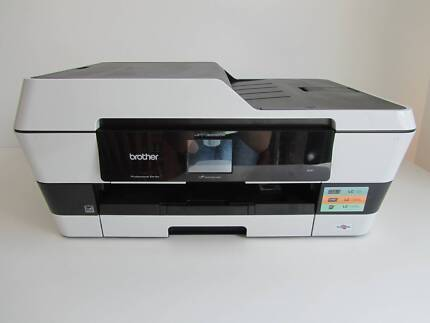 Brother MFC-J6520DW A4 & A3 Colour Inkjet Multifunction Printer Footscray Maribyrnong Area Preview