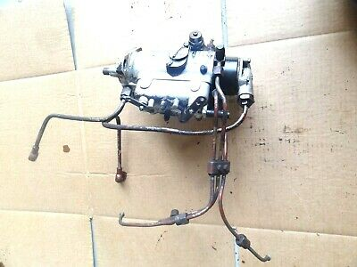 Diesel Fuel Injector Injection Pump Allis Chalmers 5050 Cav Fiat 3 Cylinder