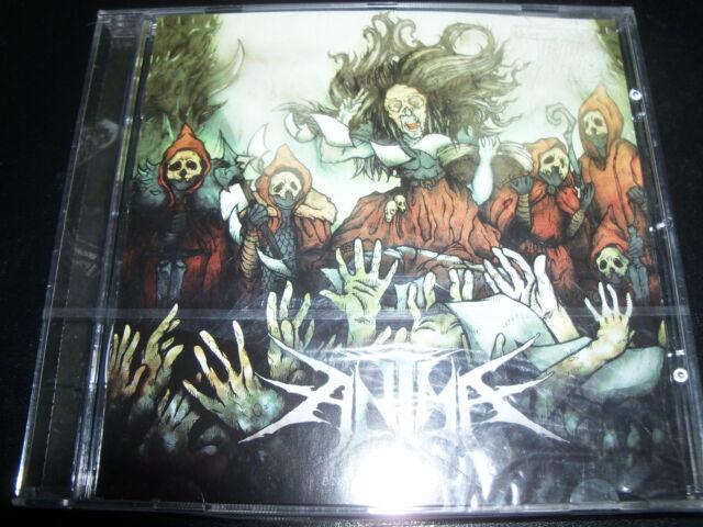 Anima Enter The Killzone Metal CD - New