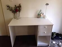Handmade White Desk Glenwood Blacktown Area Preview