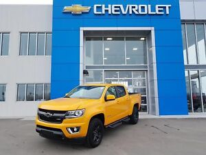2018 Chevrolet Colorado 4WD Z71