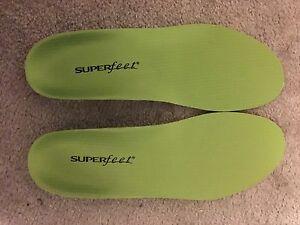 Green Superfeet Size C