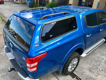 Premium quality ABS CANOPIES for Mitsubishi Triton MQ
