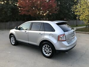 2010 FORD EDGE SEL!! LEATHER!! NO ACCIDENTS!! PANO ROOF!! CERT!!