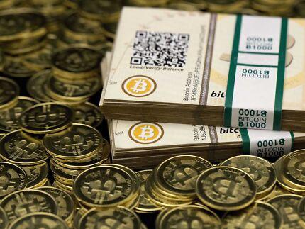 Bitcoin Xmas Present