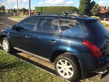2006 Nissan Murano Wagon Epping Whittlesea Area Preview