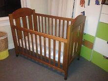 Kingparrot Ulur Cot / Junior bed with new mattress Maroubra Eastern Suburbs Preview