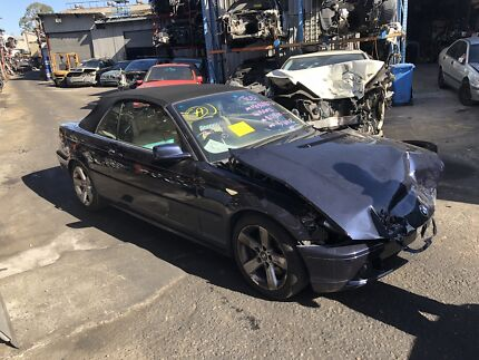 BMW E46 330ci 2002 6 speed manual now wrecking Northmead Parramatta Area Preview