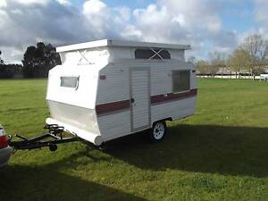 Viscount 11' Off-road Pop Top Caravan Berwick Casey Area Preview
