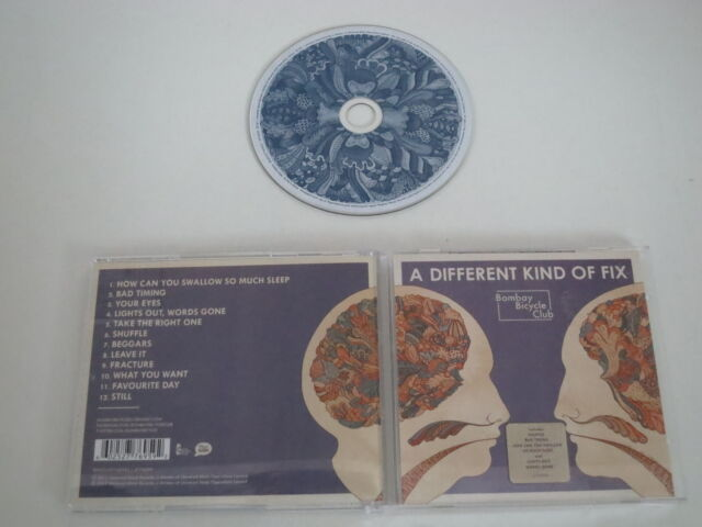 BOMBAY BICYCLE CLUB/A DIFFERENT KIND OF FIX(UNIVERSAL ISLAND/00602527769592) CD
