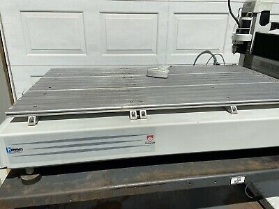 Gravograph Is8000 24 X 48 Rotary Engraver Machine 18 High Frequency Spindle